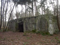 Duitse bunker in Polygonwood
