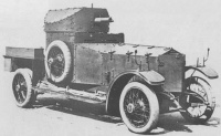 De Britse Armored Car, Rolls-Royce (1914 Admiralty Turreted Pattern)